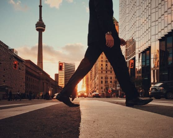 What Your Walk Says About Your Personality