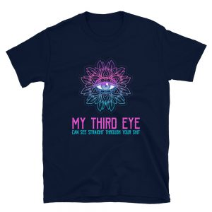 """My Third Eye"" Short-Sleeve Unisex T-Shirt"